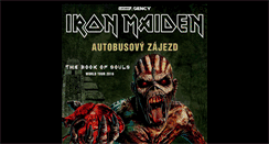 Preview of ironmaiden.cz