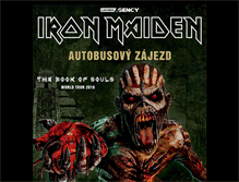 Tablet Preview of ironmaiden.cz